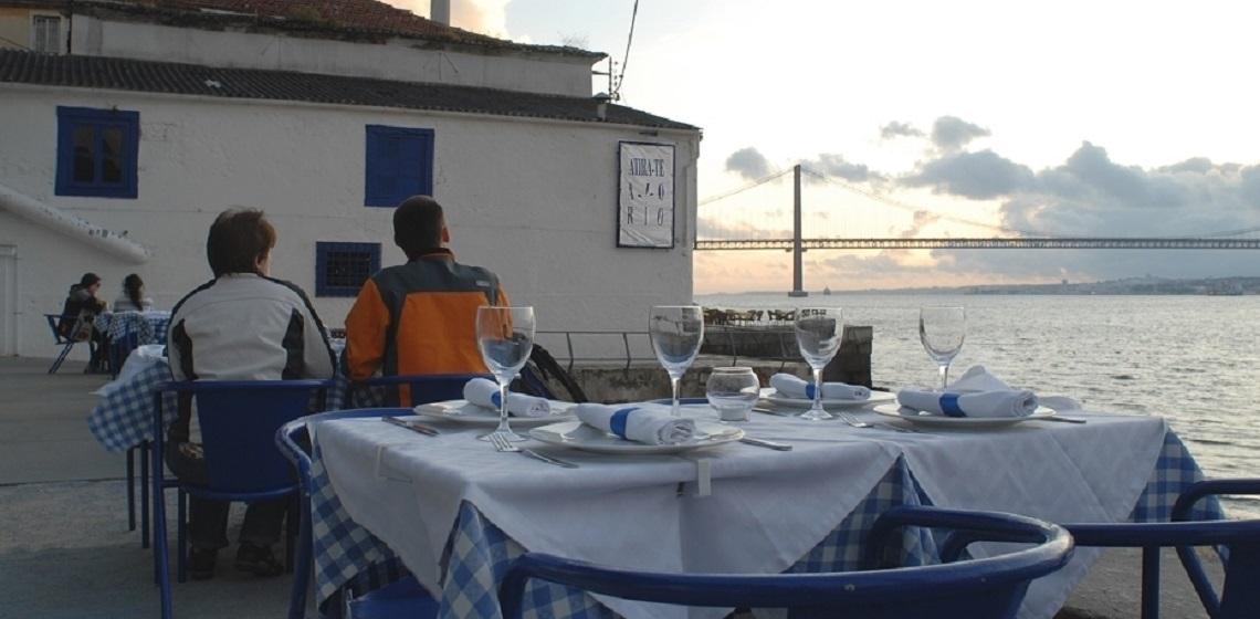 Restaurante Atira-te ao Rio