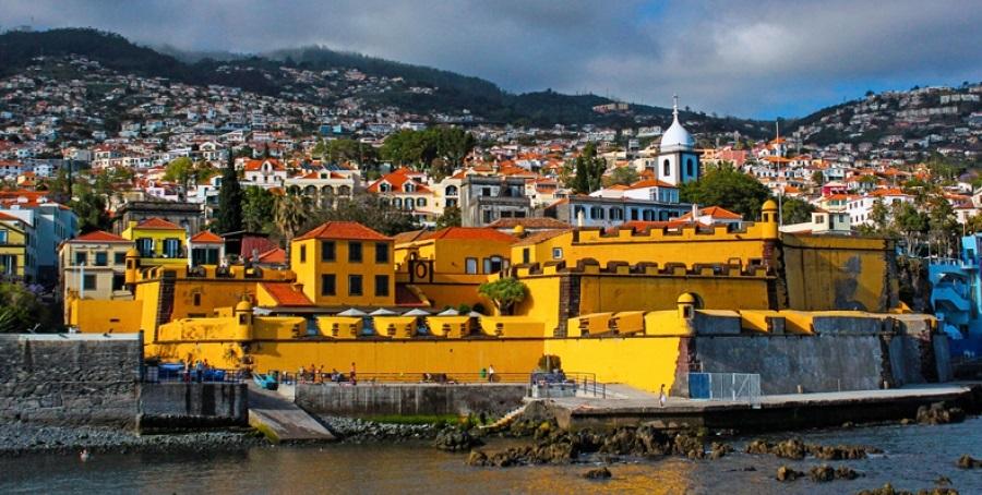 Fortaleza de São Tiago, Funchal (Madeira)
