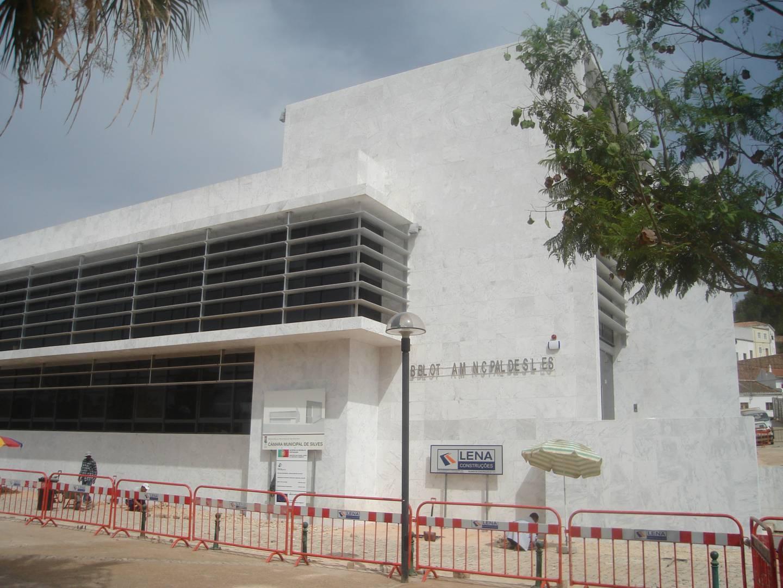 Biblioteca Municipal de Silves - Silves | All About Portugal