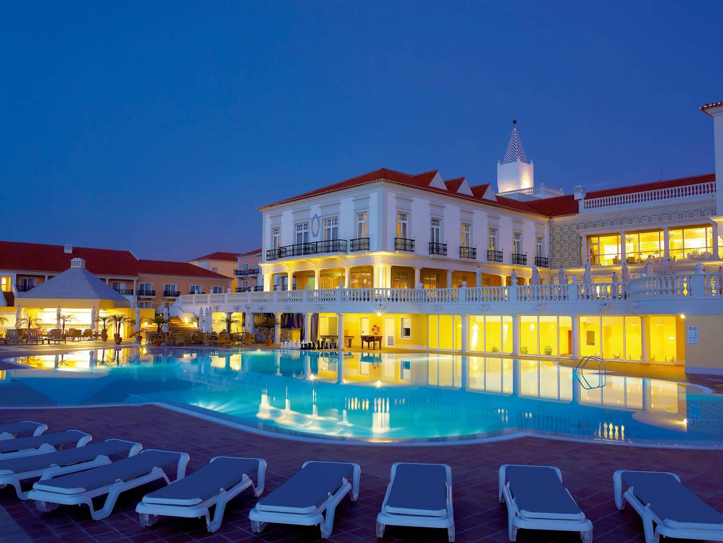 Praia d el rey marriott golf beach resort
