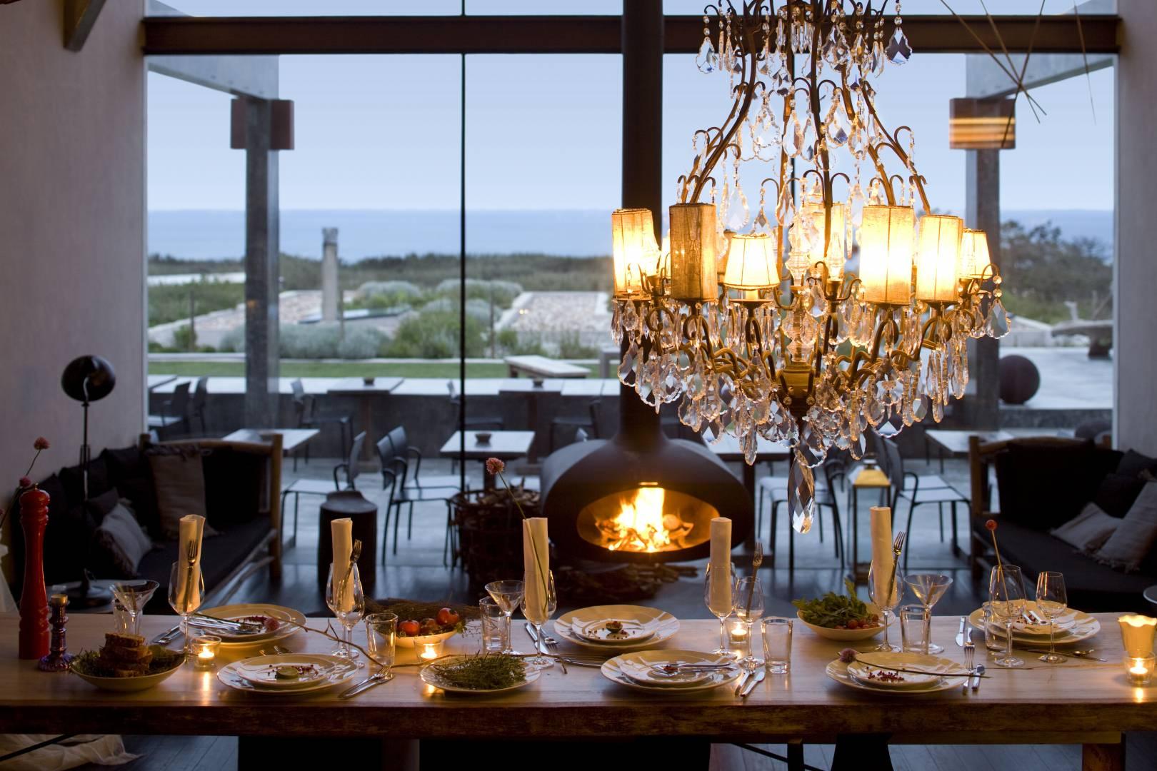 Areias Seixo Hotel : Restaurante areias do seixo boa cama boa mesa