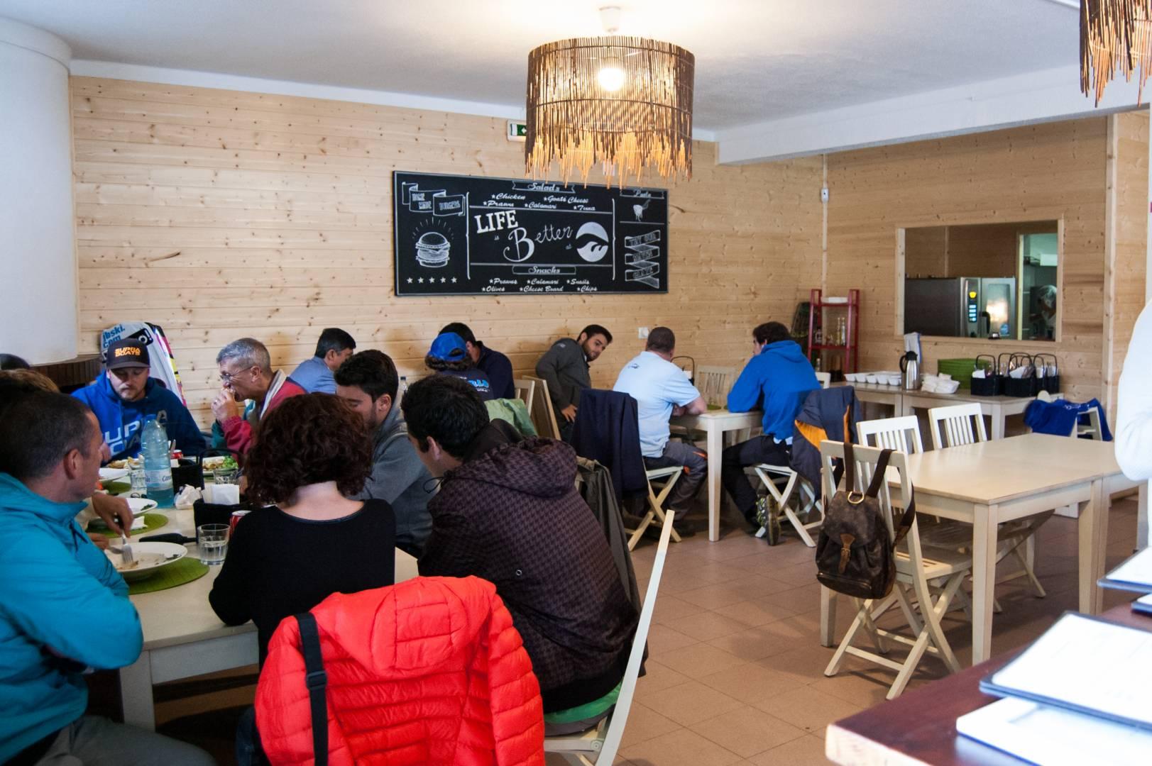 Maven Café interiror